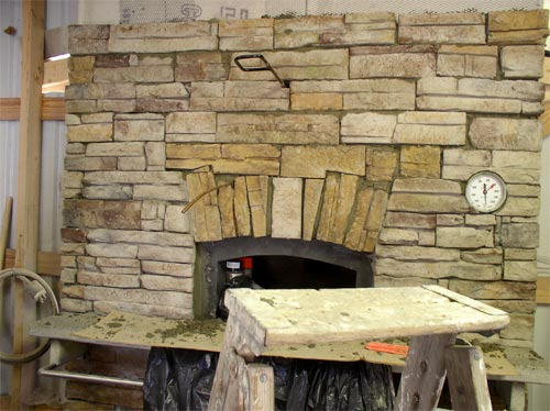 cfi wood fired oven construction